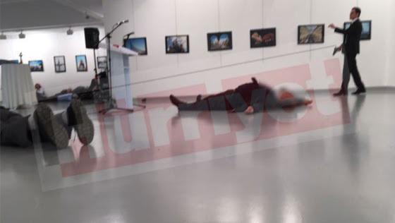 Προβοκάτσια η δολοφονική επίθεση στον ρώσο πρέσβη στην Άγκυρα;
