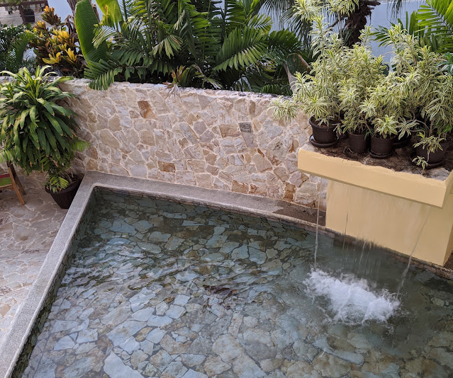 Costa Rica Itinerary: Semi-private pool at GAIA Hotel