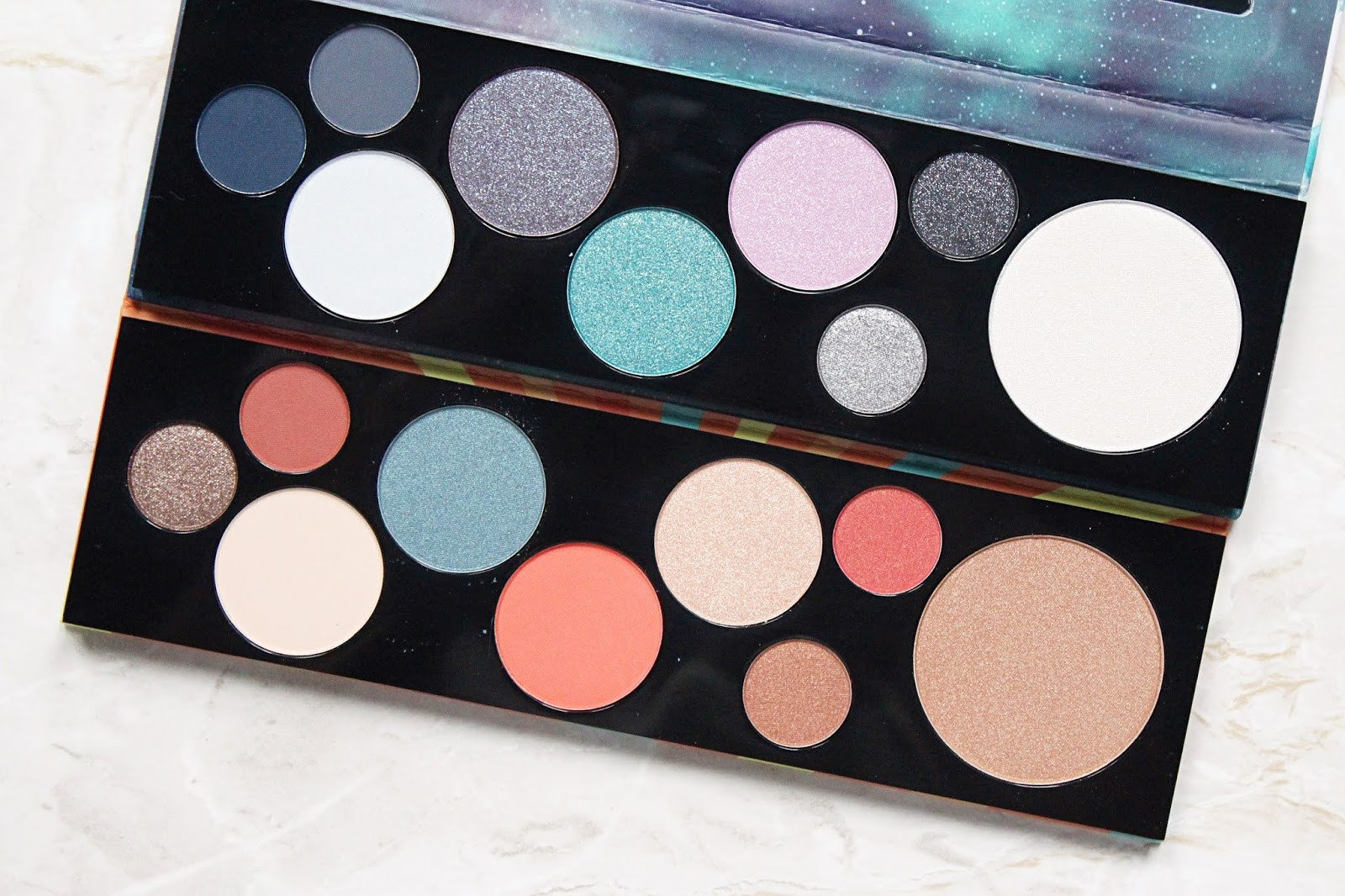 Essence Face & Eye Palettes