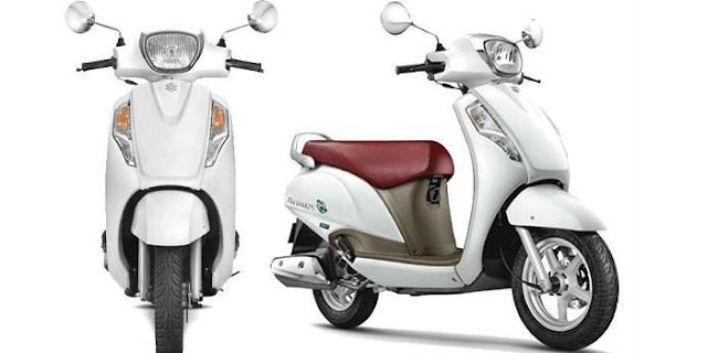 Suzuki Access 125 भारत में CBS के साथ लांच