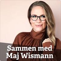 Skærmdump fra podcasten Sammen med Maj Wismann på Apple podcasts