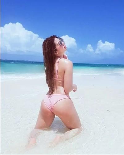 Nicole Delos Reyes Stunning Top 10 Sexy Pics, Kitang-kita Wetpaks