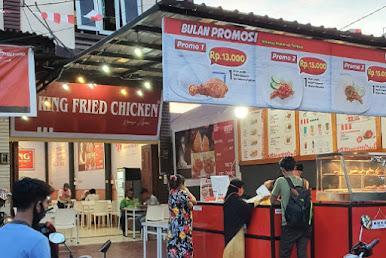Lowongan Kerja King Fried Chicken Aceh