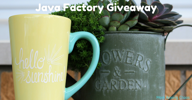 Java Factory Giveaway, Java factory review, java factory roastery, coffee, blueberry shortcake
