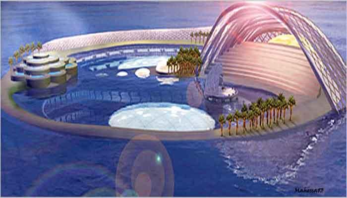 Hotel Bawah Laut Paling Menakjubkan Di Dunia 5 HOTEL BAWAH LAUT PALING MENAKJUBKAN DI DUNIA