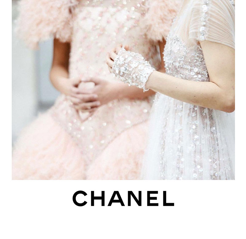 Runway: Chanel Spring 2018 Couture, Paris
