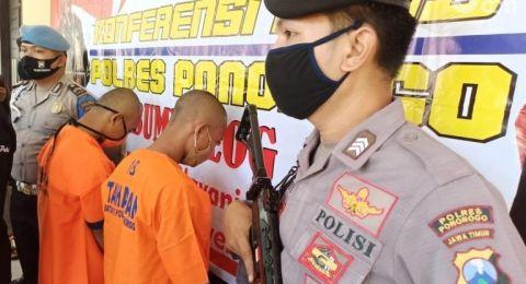 Fakta Pilu Gadis ABG Disetubuhi 2 Pemuda di Hutan Badegan Ponorogo