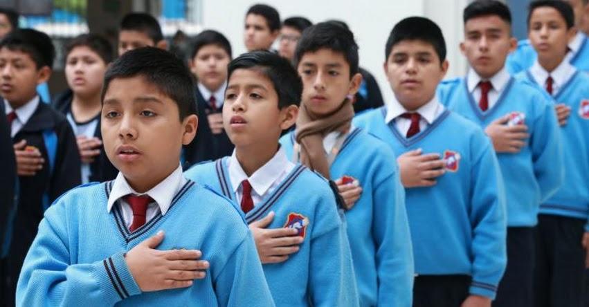 Ministros darán inicio hoy al Año Escolar 2018 en diferentes regiones