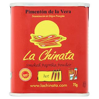 Tin of Pimentón de la Vera