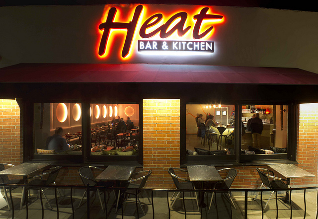 Heat Bar And Kitchen Restaurant San Diego