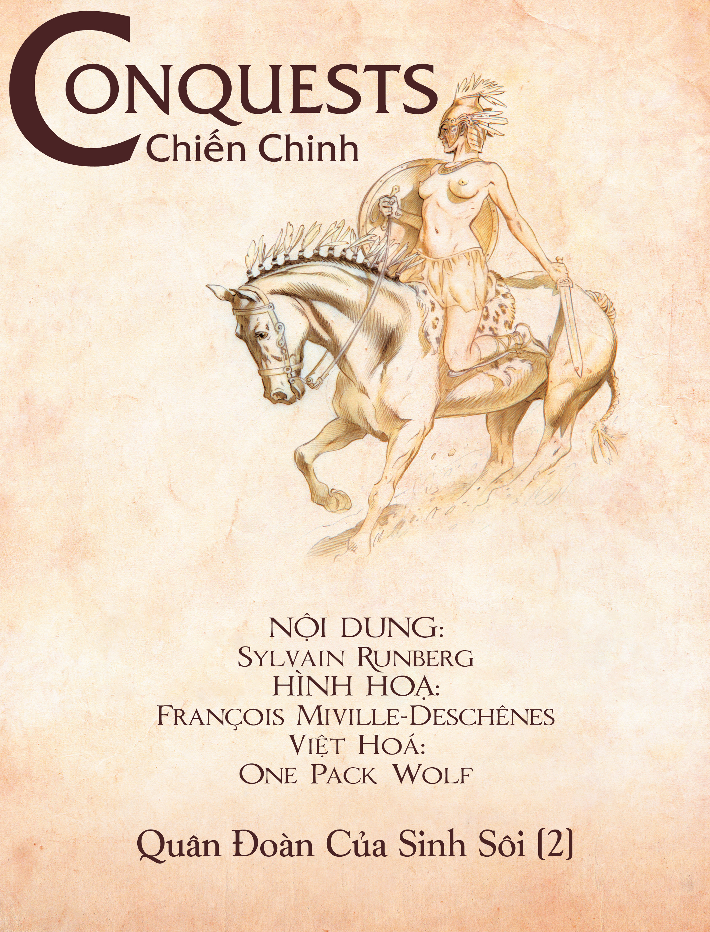 Conquests - Chiến Chinh
