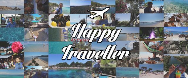 HAPPY TRAVELLER στον ΣΚΑΙ: Νέα επεισόδια με ταξίδια στην Ελλάδα και τον κόσμο