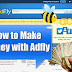 How to make 300-500 Rupees per day with Adfly?| Make online money with Adfly.