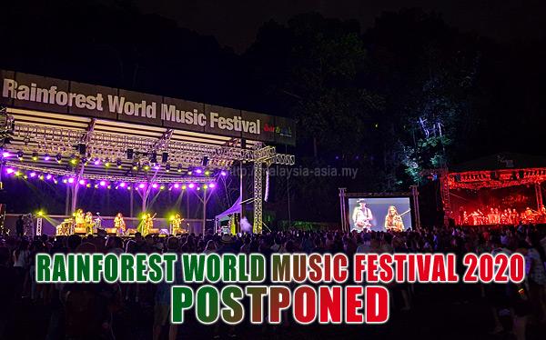 RWMF 2020 Postponed