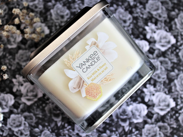 YANKEE CANDLE | RICE MILK & HONEY (MIEL & RIZ AU LAIT) - AVIS