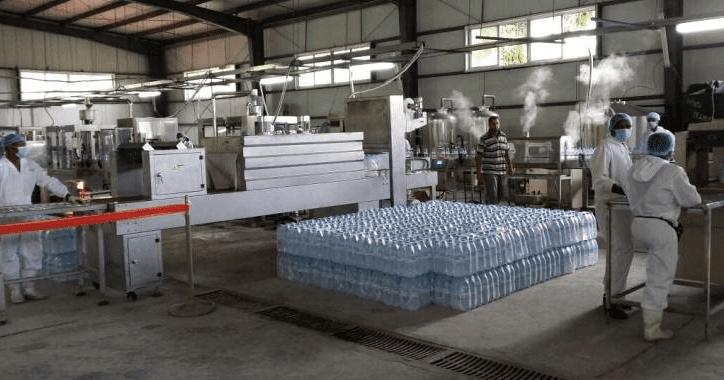 تاجر يعلن إدراج مشروع إنشاء مصنع مياه معدنية بالمنزل Dsvdedommel Com