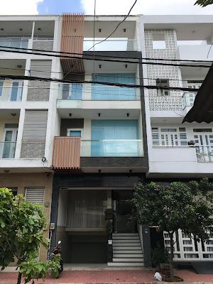 Nhà cho thuê quận Bình Thạnh