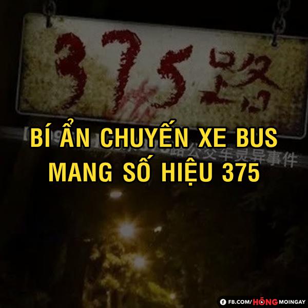 Chuyện kinh dị trên chuyến xe buýt 375