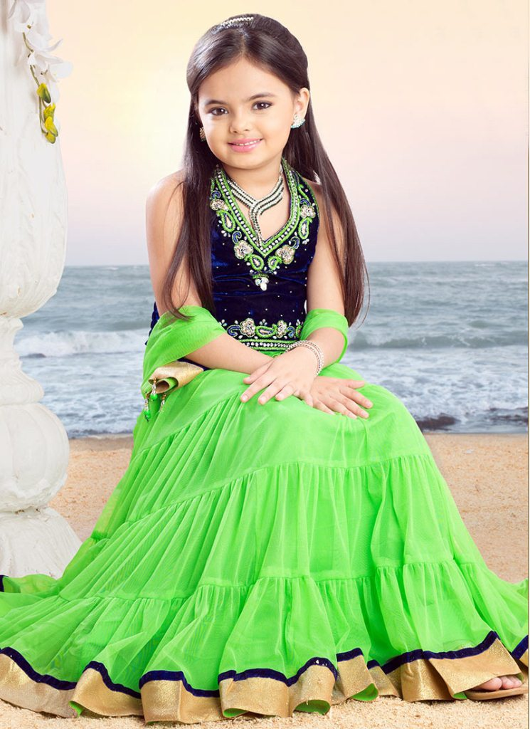 Foto Ruhanika Dhawan_Pemeran Ruhi Raman Bhalla_Serial Mohabbatein ANTV_Cantik Imut Cerdas_dua satu