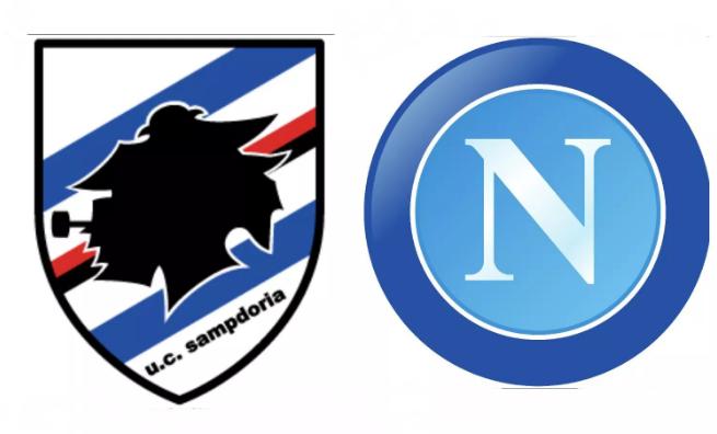 Diretta SAMPDORIA-NAPOLI Streaming, dove vedere il match in TV e sul Web