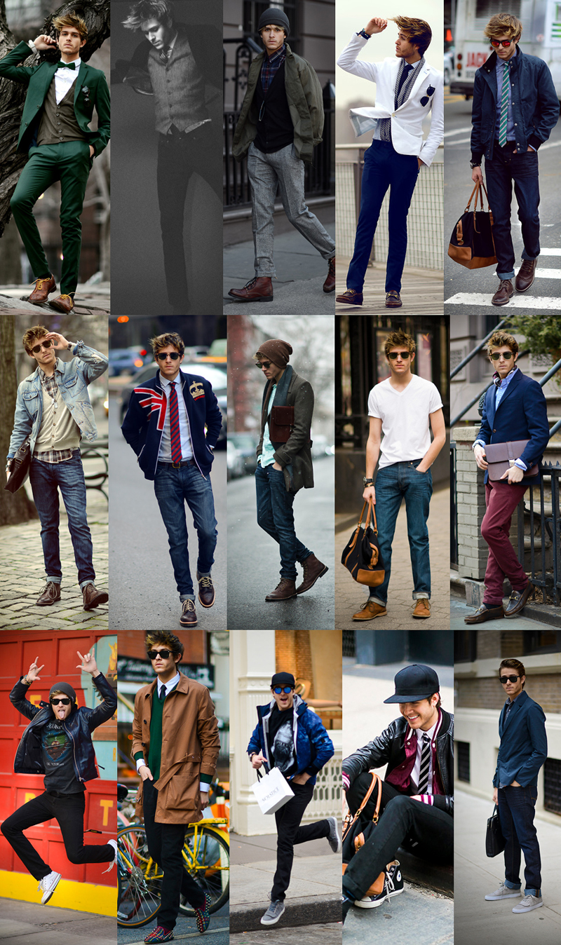 My March Outfits – | GALLA.