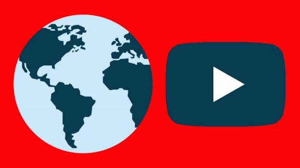 Cara Mengubah Lokasi Negara Di Aplikasi Youtube Android