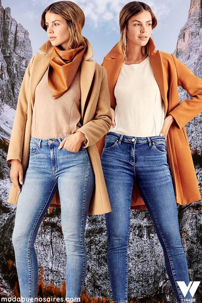 Moda jeans Tucci invierno 2021