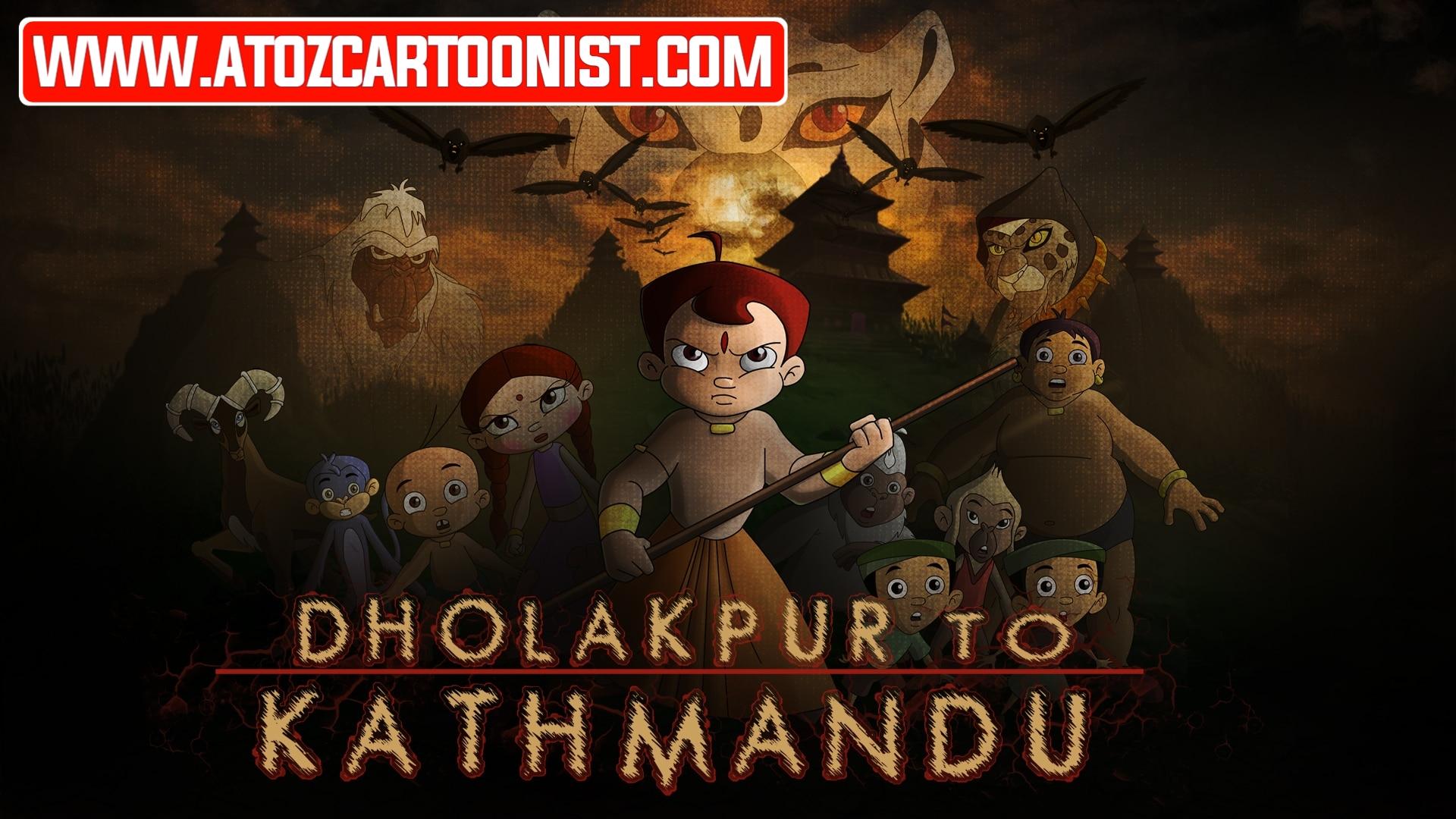 CHHOTA BHEEM : DHOLAKPUR TO KATHMANDU FULL MOVIE IN HINDI – TAMIL – TELUGU DOWNLOAD (480P, 720P & 1080P)