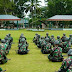 Prajurit Yonif 131/Brajasakti Dukung Pengamanan Perbatasan RI-PNG