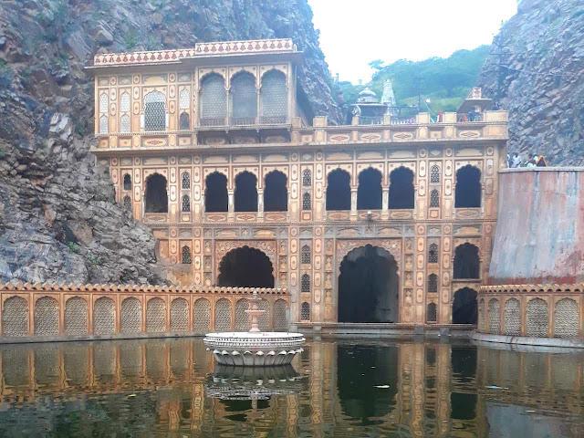 Galta Ji, Jaipur / Monkey Temple