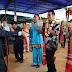 Pesta Gotilon HKBP, Bupati Bintan dan Istrinya Dihadiahi Ulos Batak