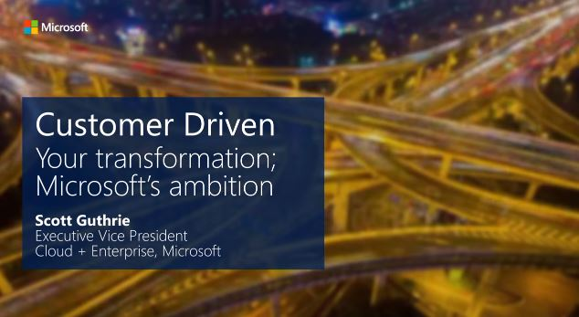 I am extremely excited to announce that the Spring 2016 Wave of Dynamics CRM is generally available beginning today. Our increasingly connected world is enabling a fundamental transition to a new service economy, where companies are moving to everything-as-a-service models with managed services offerings.