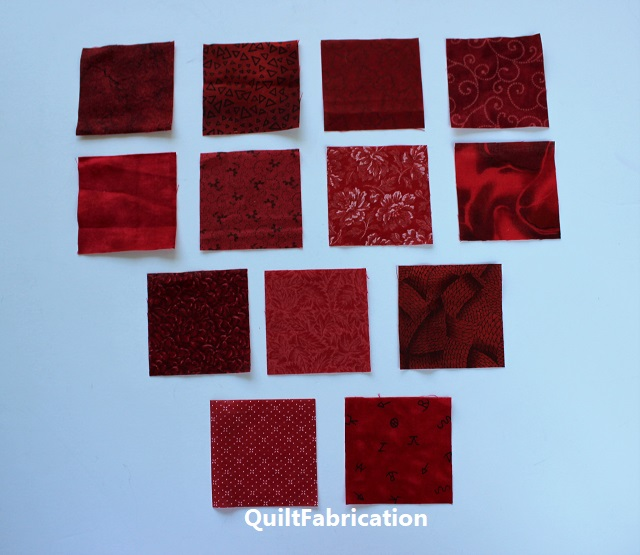 squares for watermelon flesh