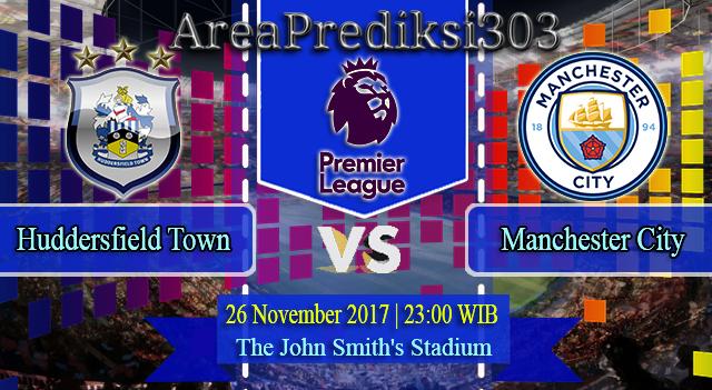 Prediksi Akurat Huddersfield vs Man City