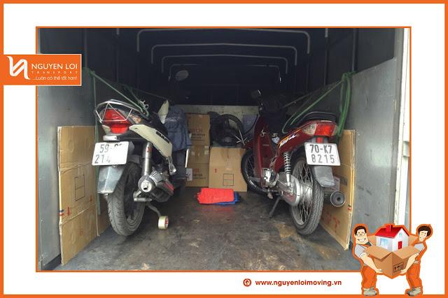 Cho thuê xe tải TPHCM