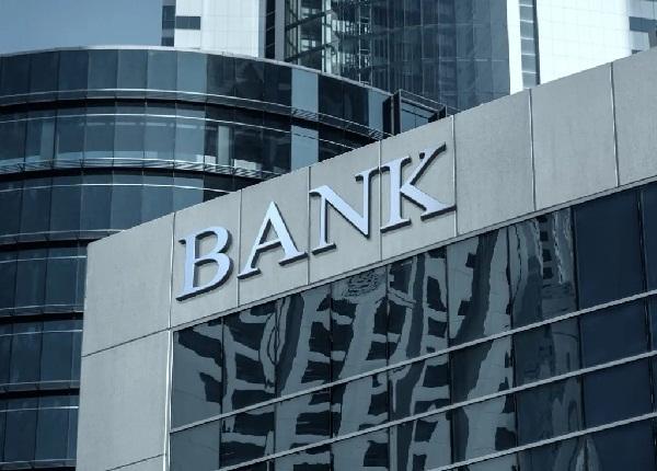 Ilustrasi: Gedung Bank