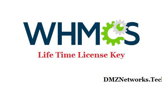 WHMCS FREE LIFETIME LICENSE KEY - DMZ Networks