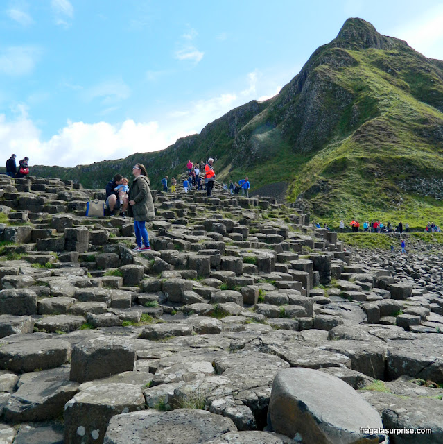 Giant's Causeway, Irlanda do Norte