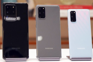 smartphone samsung terbaru 2020