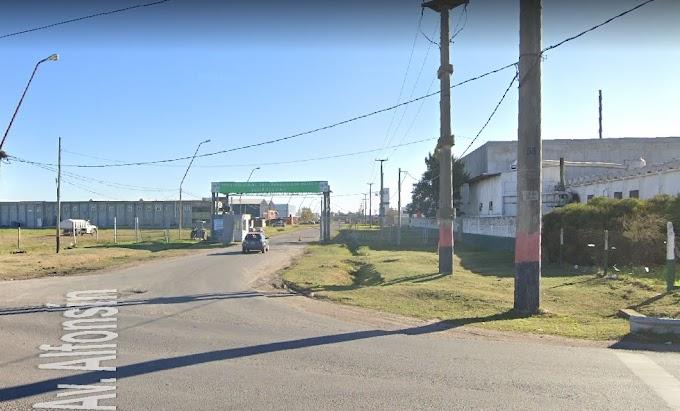 Ladrones ingresaron al Parque Industrial y amenazaron a los guardias