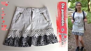 0ec421c95 de pantalon a falda | facilisimo.com