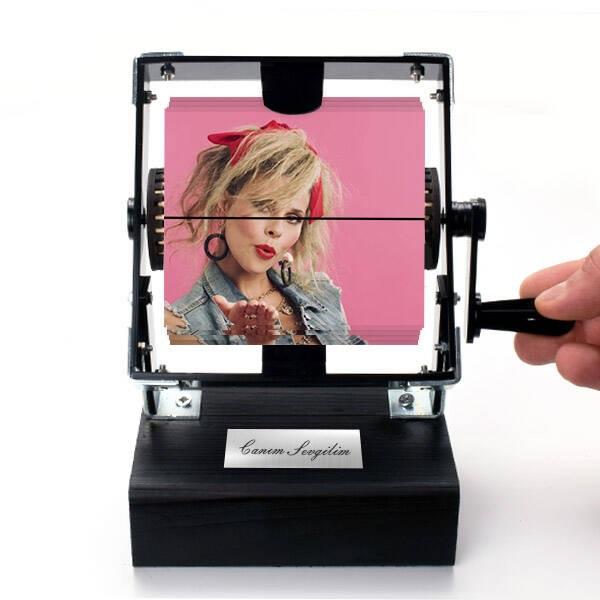 Kişiye Özel Fotoğraflı Film Makinesi