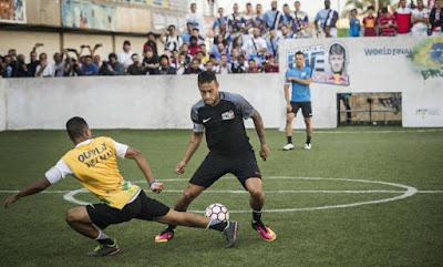 Video Skill Neymar Saat Bermain Futsal