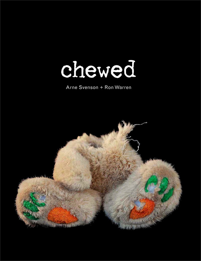 Notes from the Pack - a dog blog. Photos of destroyed dog toys from the book Chewed.