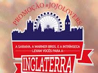 Promoção #Jojolovers Saraiva www.jojoloverssaraiva.com.br