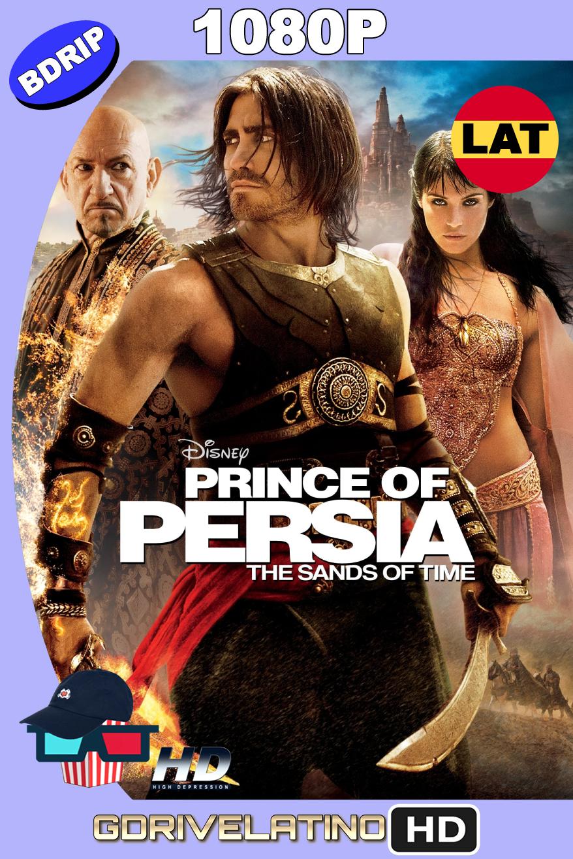 El Príncipe de Persia: Las Arenas del Tiempo (2010) BDRip 1080p Latino-Ingles MKV