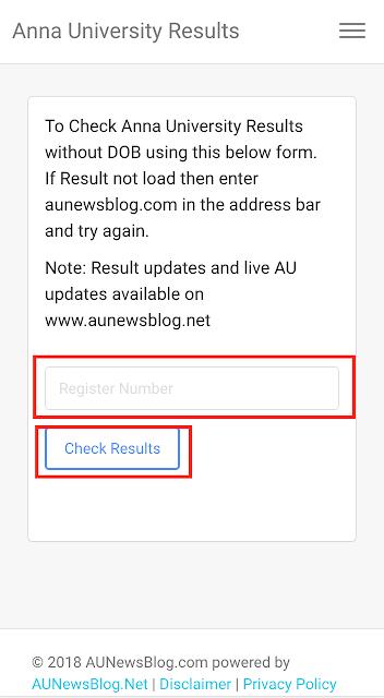 Anna University Results Nov Dec 2019 UG PG R2013 R2017