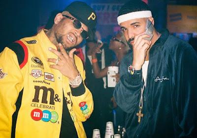 Rihanna Two Ex - Chris Brown and Drake Collaboration