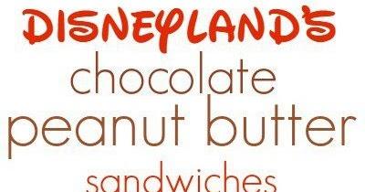 Disneyland's Chocolate Peanut Butter Sandwich | Ai Cuisine