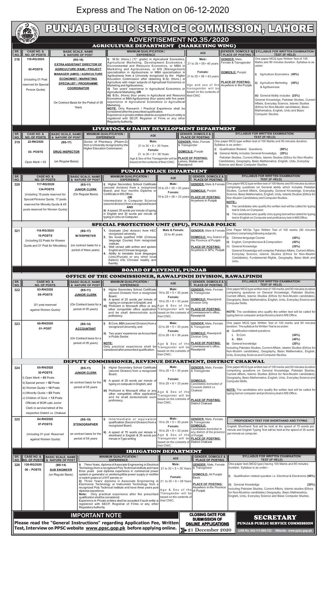 PUNJAB PUBLIC SERVICE COMMISSION JOBS PPSC JOBS MERENUKKRI24.GQ